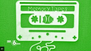 BBC Radio 6 Music Memory Tape