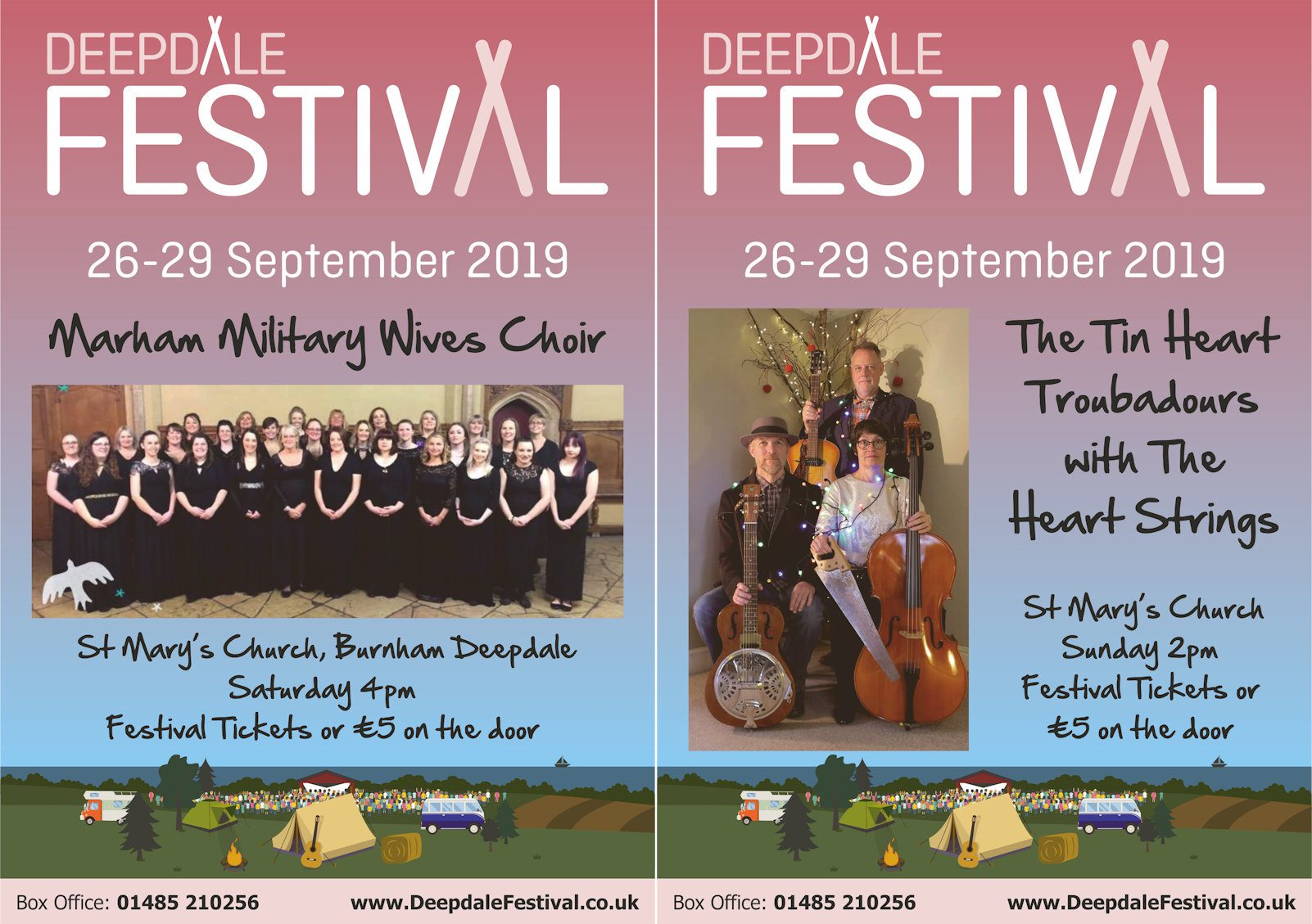 Special Concerts in St Mary's Church