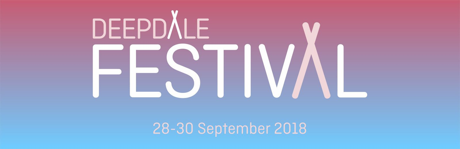 Deepdale Festival | 28th to 30th September 2018