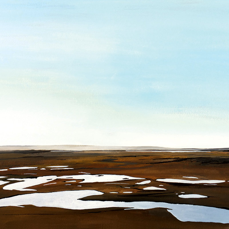 Landscapes exhibition by Trevor Woods | It�s safe to say that we can all appreciate a big open landscape, especially in what has been a very strange year! | Gallery Plus, Warham Road, Wells-next-the-Sea, Norfolk, NR23 1QA