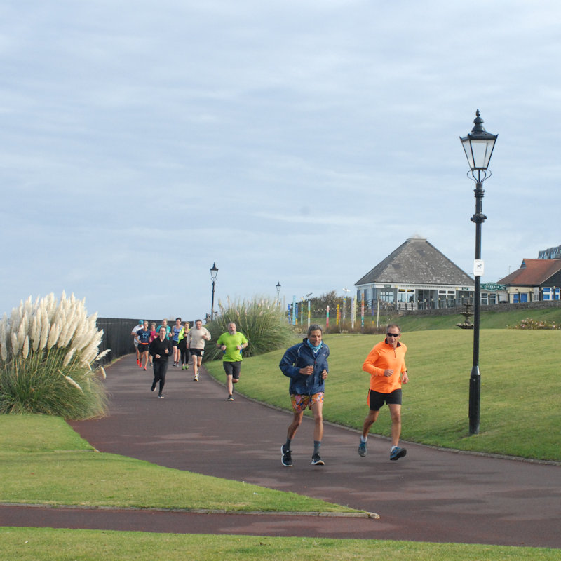 Hunstanton Promenade Parkrun, Hunstanton Sailing Club and Watersports Centre, Hunstanton, Norfolk, PE36 6GB | Free weekly event which starts at Hunstanton Sailing Club each Saturday morning at 9am. We welcome runners of all abilities and children under 11 years accompanied by a parent/adult. | parkrun, running, race, free