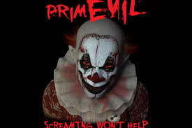 PrimEvil | With six different, but equally terrifying, attractions to try, Primevil is a live horror experience that is guaranteed to horrify even the most scare-free... - Dalegate Market | Shopping & Café, Burnham Deepdale, North Norfolk Coast, England, UK