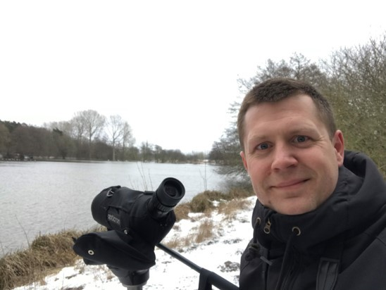 Joe Harkness in Conversation With NWT's, Norfolk Wildlife Trust Cley Marshes, Coast Road, Cley, Norfolk, NR25 7SA | Joe has been writing his Bird Therapy blog for three years, where he shares the benefits of birdwatching for mental health and wellbeing | birds, talk, food