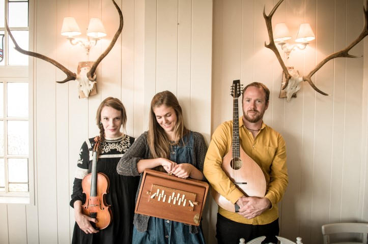 "Cley Calling - Salt House, Norfolk Wildlife Trust Cley Marshes, Coast Road, Cley, Norfolk, NR25 7SA | Salt House new album Undersong, has been praised by folk bible Roots for bringing ""startling freshness"" to the British song tradition. 
