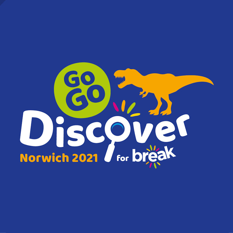GoGo Discover | GoGoDiscover is Break�s latest art trail in partnership with Wild in Art. 21 individually designed Trex sculptures on the streets of Norwich. | Norwich, Norfolk, England