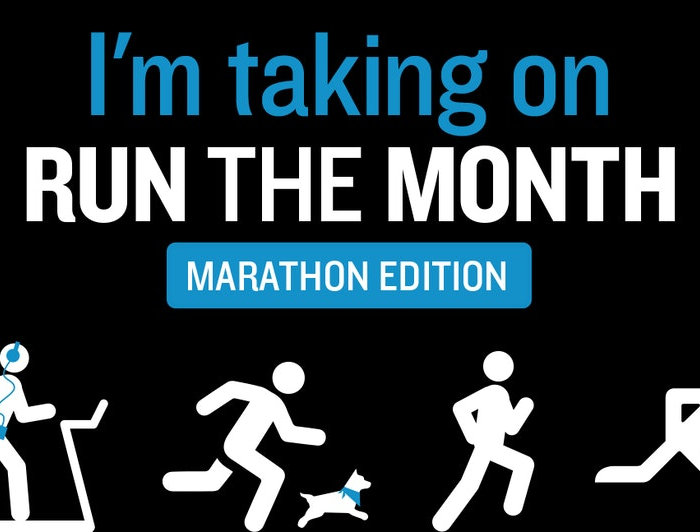 Run the Month with Prostate Cancer UK, Anywhere people fancy running | Our Jason is running a marathon in July for Prostate Cancer UK.  Its a slow marathon, spread across the month.  Why not join Jason & thousands of others to raise much needed funds for this hugely important charity. | prostate, cancer, run, month, marathon, fundraising, charity