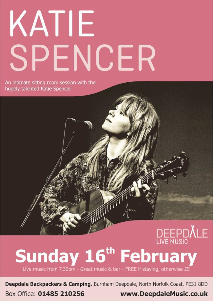 Katie Spencer - Sunday Session