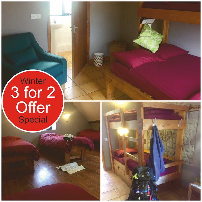 3 for 2 Special Offer, Deepdale Backpackers Hostel, Deepdale Farm, Burnham Deepdale, Norfolk, PE31 8DD | Come and enjoy a great value stay on the North Norfolk Coast, explore this beautiful part of the world, enjoy the huge skies, and brighten up your start to the new year. #3for2 #SpecialOffer #Offer #NorthNorfolk | private, rooms, ensuite, deepdale, backpackers, hostel, north, norfolk, coast, stay, 3for2
