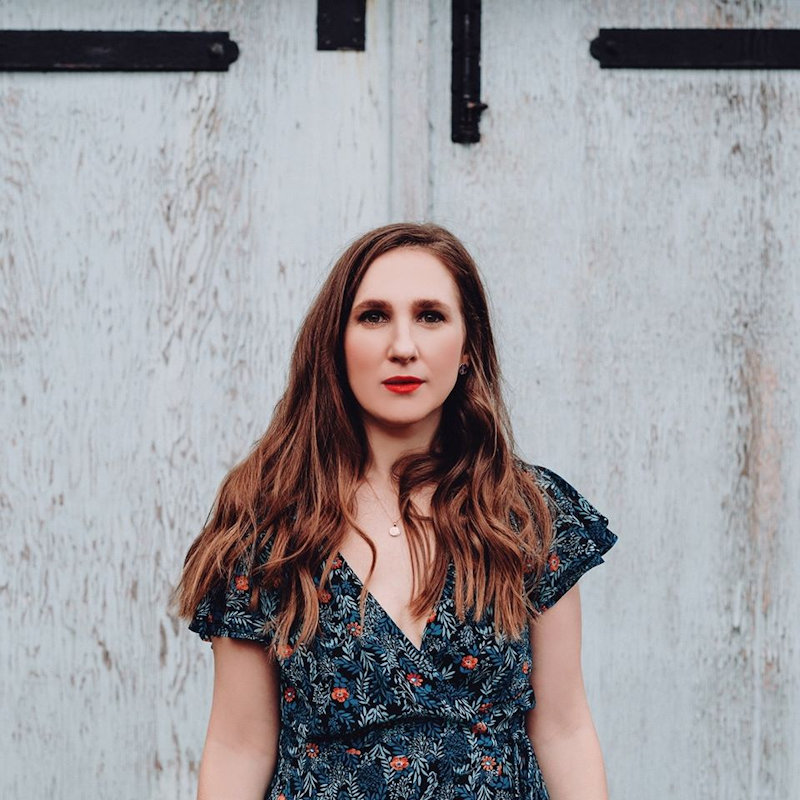 Annie Dressner - Saturday - Deepdale Festival   26th to 29th September 2019 -