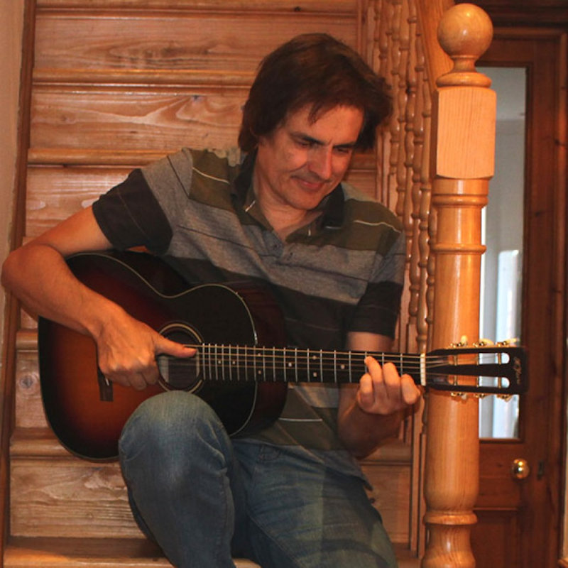 Bernard Hoskin - Sunday - Deepdale Festival | 27th to 29th September 2019 - Singer/songwriter and multi-instrumentalist from Cambridge playing a mixture of original songs, covers, and traditional folk on 6 and 12 string guitar and mandola.