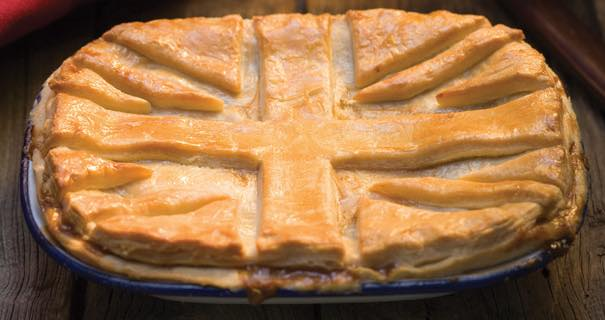 British Pie Week, Deepdale Cafe, Dalegate Market, Burnham Deepdale, North Norfolk Coast | A nation of pie fanatics, it often seems that we love nothing better than a wholesome pie. | deepdale, cafe, british, pie, week, menu, food, drink