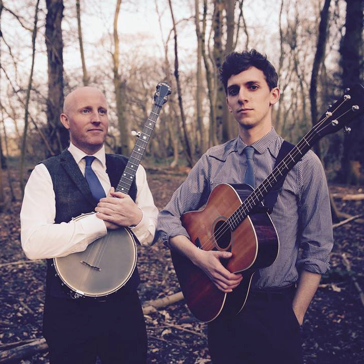 Clark & Zuppardi - Saturday - Deepdale Festival | 27th to 29th September 2019 - Two of Chris, our festival director�s, personal favourites the very special banjo and mandolin of Adam Clark and Nic Zuppardi, performing as Clark & Zuppardi. Incredibly talented, their encyclopaedic knowledge, and appreciation of traditional bluegrass and American folk music is a joy to behold from the second they start playing. Don�t miss these two!