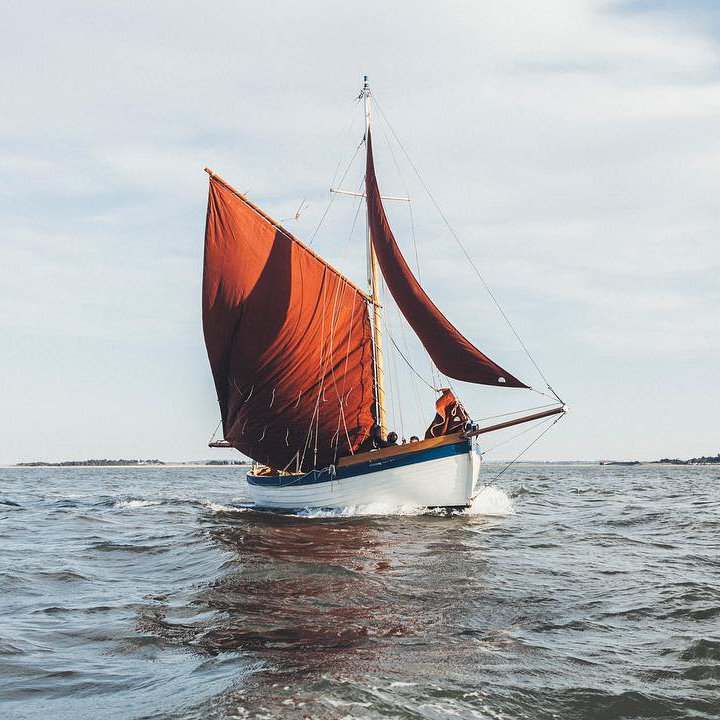 Coastal Exploration Co - We create fun, relaxing, sometimes challenging, but undoubtedly life-enriching adventures on traditional wooden sailing boats, based in Wells-next-the-Sea, on the beautiful North Norfolk coast. - North Norfolk Coast Hygge Fair - Friday 29th to Sunday 31st March 2019