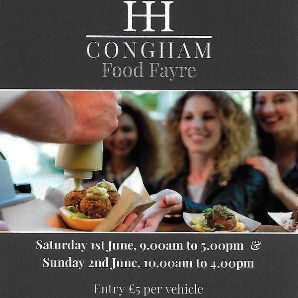 Congham Food Fayre, High House Gardens, Congham, King's Lynn, Norfolk, Pe32 1dp | Food Fayre showcasing the very best in local produce. Live music, things for the kids. Dog friendly  | Food, drink, dog friendly, family