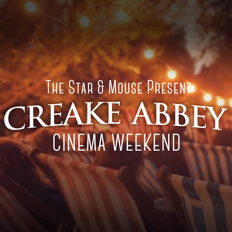 Creake Abbey Cinema Weekend, Creake Abbey, North Creake, Norfolk, Norfolk | Something rather special is making its way over to Norfolk this summer; by now we have all heard of the movement that is open-air cinema; but for anyone wishing to take in a movie under the stars ... | Creake Abbey, , Creake Abbey Cinema Weekend