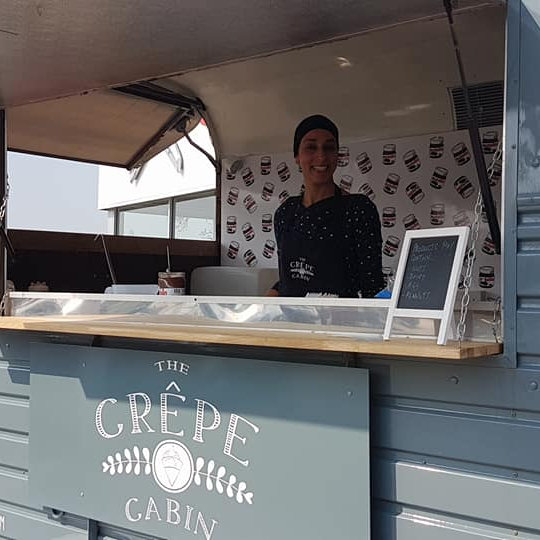 Street Food from The Crepe Cabin, Dalegate Market, Main Road, Burnham Deepdale, Norfolk, PE31 8FB | With the retirement of Viv & Graham from Deepdale Cafe, the cafe is currently closed, so as an alternative we are welcoming The Crepe Cabin to join us for the weekend, serving delicious crepes. | street, food, deepdale, burnham, norfolk, north, coast, dalegate, market, coffee, tea, drinks, cake