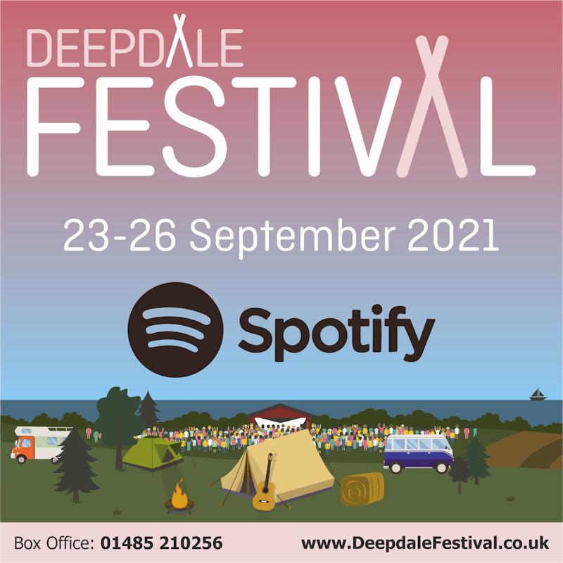 Deepdale Festival 2021 Spotify Playlist