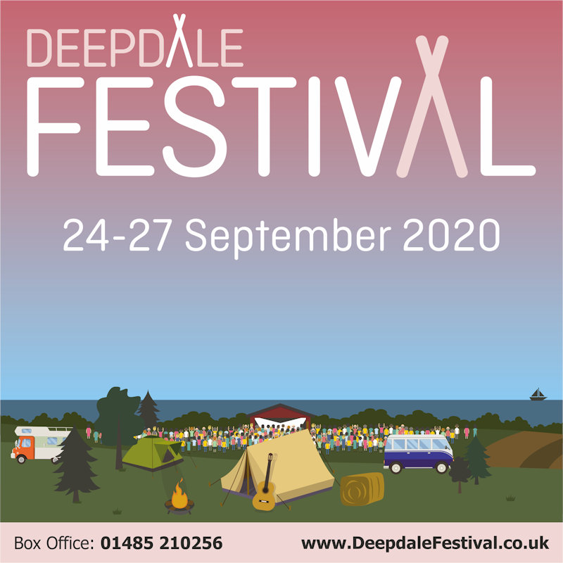 Deepdale Festival 2020 | The Deepdale Festival is a weekend of great live music, with a focus on the best original talent East Anglia and beyond has to offer.  We will host over 40 acts during the 4 days, Thursday, Friday, Saturday and Sunday. | Deepdale Backpackers & Camping, Deepdale Farm, Burnham Deepdale, North Norfolk Coast
