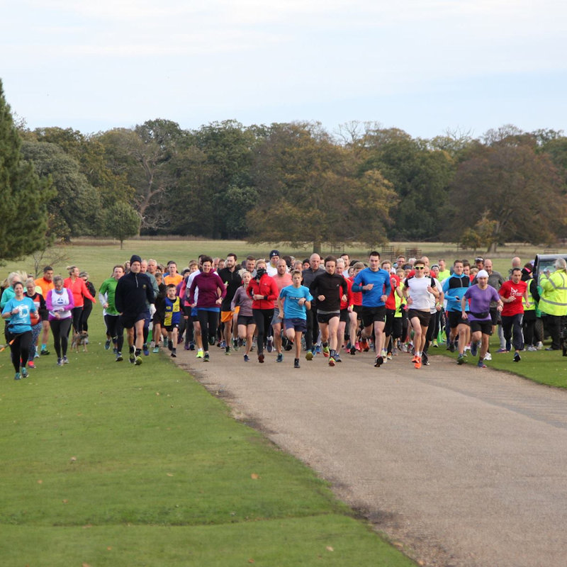 Holkham Parkrun, Holkham Hall, Wells-next-the-Sea, North Norfolk Coast, NR23 1AB | Join fellow runners for a one lap course running anti-clockwise through sweeping park and farm land, past shaded woods and historic buildings and monuments such as the the Obelisk, the thatched Ice House and the stunning Holkham Hall. | run, running, parkrun, park, holkham, north norfolk coast, course, timing, walk