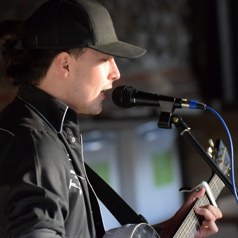 Joe Keeley - Sunday - Deepdale Festival | 26th to 29th September 2019 - Recreating a session of his incredible showcases for unsigned local musicians, Alton Wahlberg has curated the morning on the Orchard Stage with (at time of writing) Joe Keeley, Laura Wyatt, Serena Grant and Dusky Sunday performing.