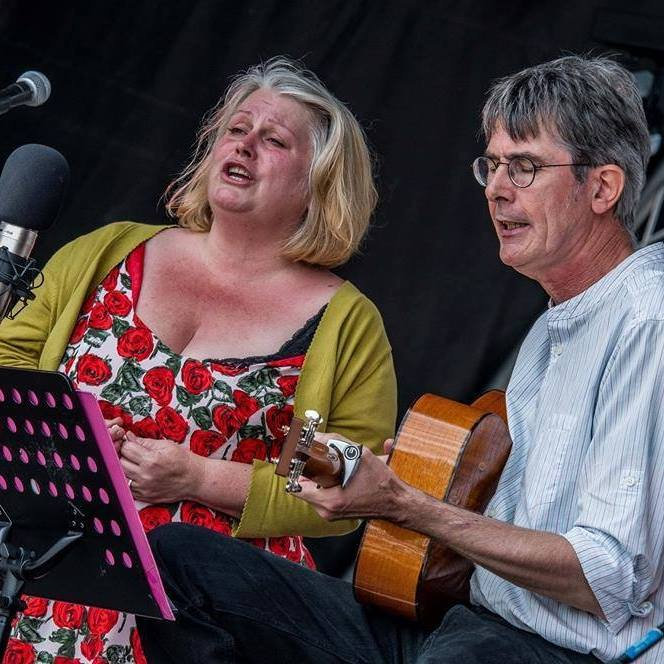 Joe & Mary - Sunday - Deepdale Festival | 23rd to 26th September 2021 -