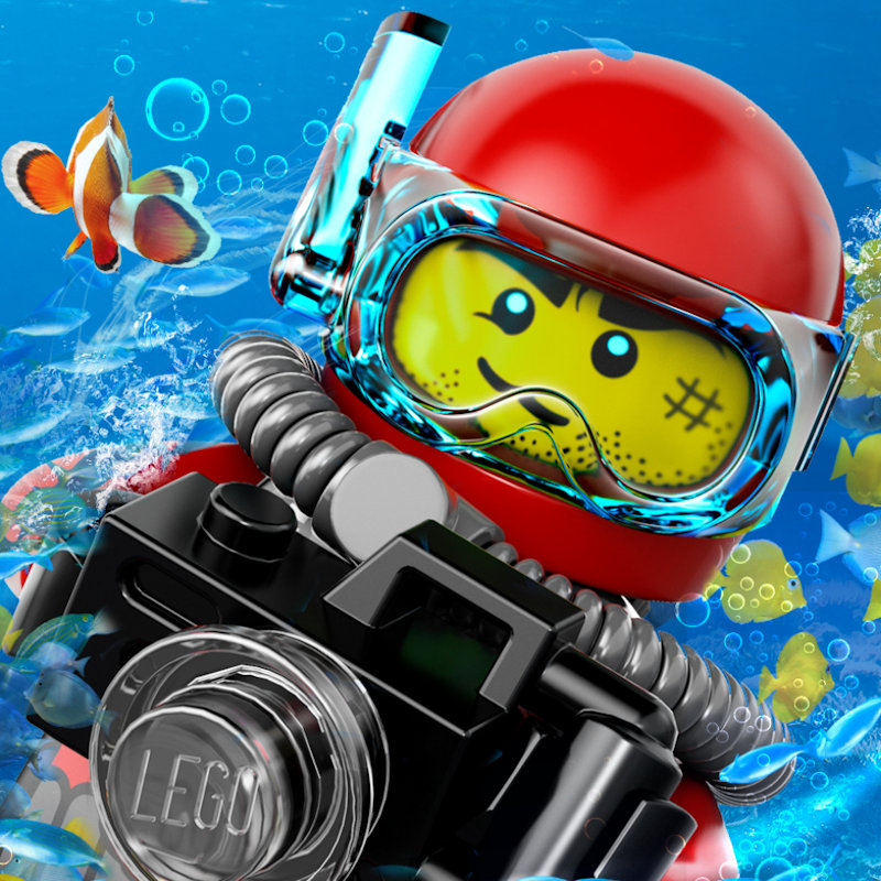 LEGO Ocean Explorers, Hunstanton SEA LIFE Sanctuary | DIVE INTO THE DEEP WITH LEGO OCEAN EXPLORERS | LEGO, SEA LIFE,