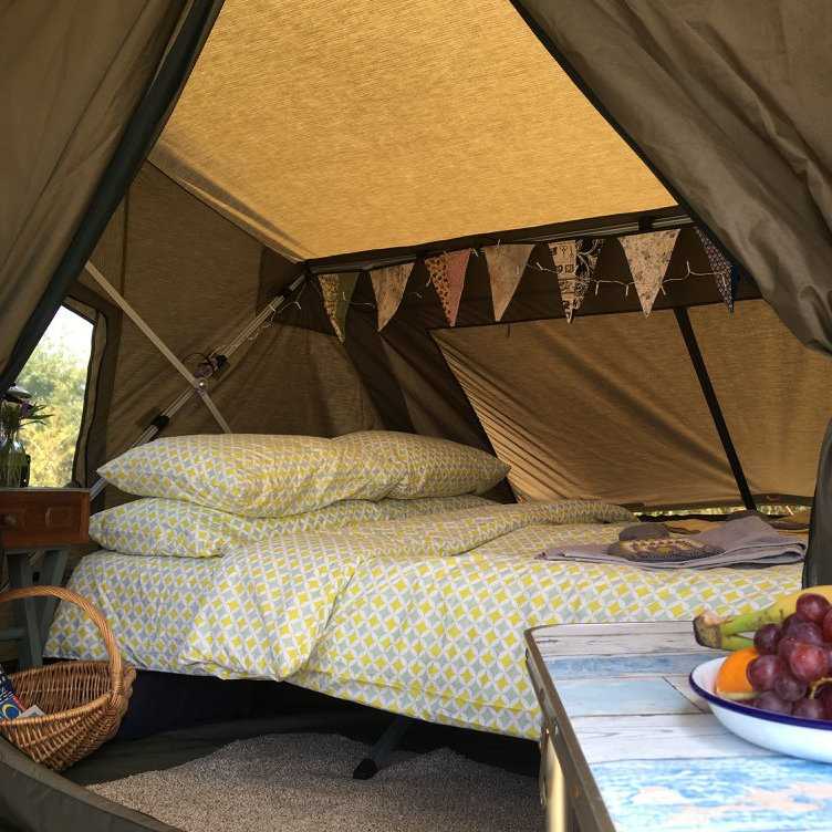 MarGins Holidays - Immerse yourself in a Walking Holiday along the beautiful Norfolk Coast Path whilst we set up your glamping tent and transfer your luggage along the way.  - North Norfolk Coast Hygge Fair - Friday 29th to Sunday 31st March 2019