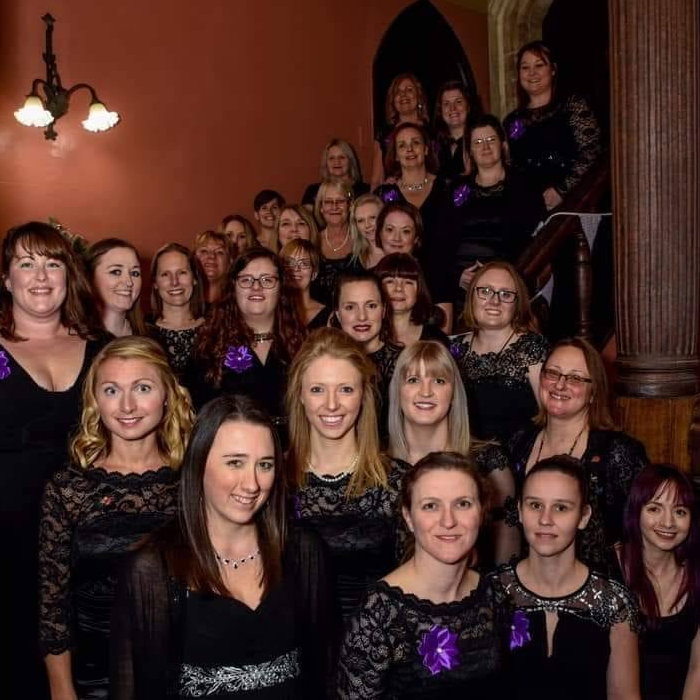 Marham Military Wives Choir - Saturday - Deepdale Festival | 26th to 29th September 2019 - Military Wives Choir Marham was founded in January 2012 and have become affectionately known as the Marham Bluebirds in the local area. They are part of the Military Wives Choirs Foundation charity which was created following the enormous success of the No.1 single Wherever You Are, which raised over half a million pounds for SSAFA and The Royal British Legion.