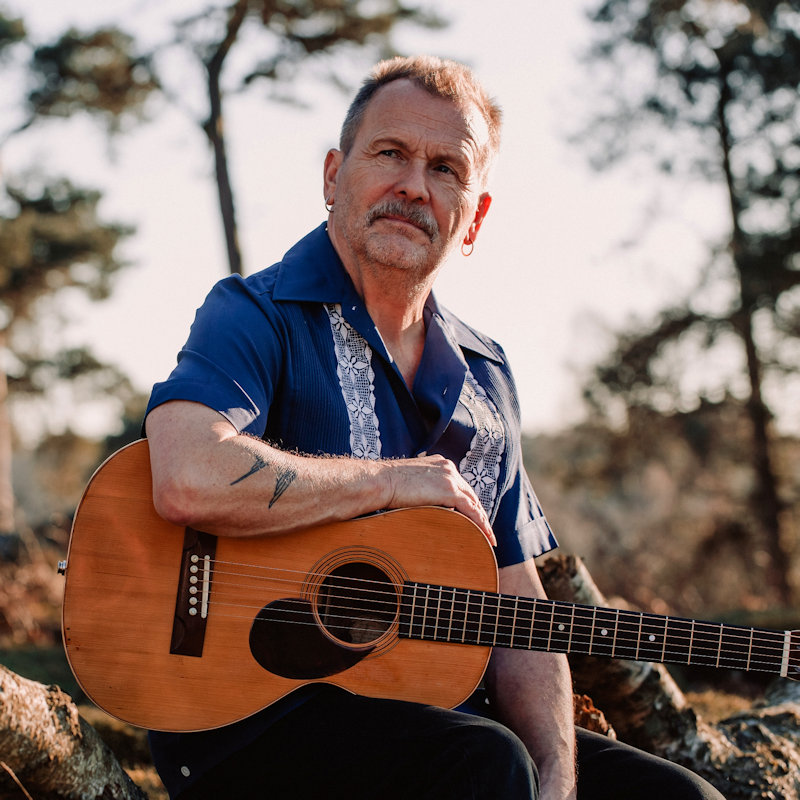 Martin Simpson - Sunday - Deepdale Festival | 26th to 29th September 2019 -