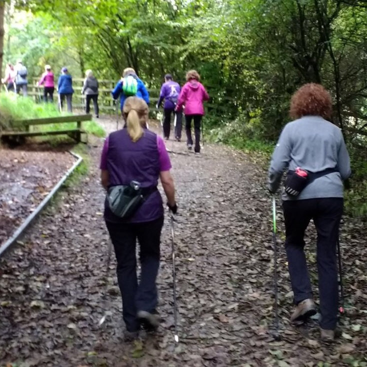 Nordic Coastal Adventure Walks | Simply enjoy sociable Nordic walking in stunning locations with amazing views and get the 'feel-good' factor from the poles! - Dalegate Market | Shopping & Café, Burnham Deepdale, North Norfolk Coast, England, UK
