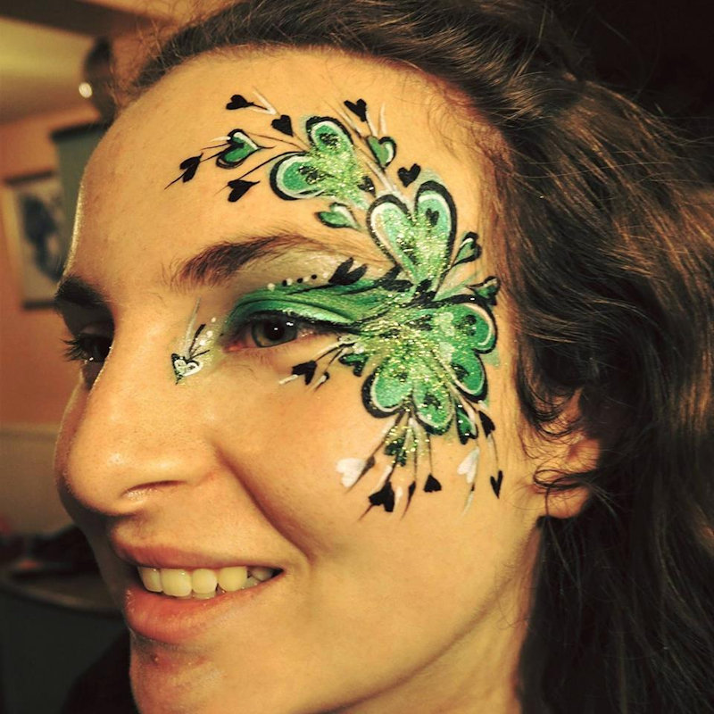 Norfolk Face Painting and Henna - We produce fabulous face painting, glitter and gorgeous henna body art. We specialise in exquisite, detailed and colourful creations that 'Wow' the crowd and have that extra Sparkle factor. - Deepdale Festival | 28th to 30th September 2018 | Deepdale Backpackers & Camping, Deepdale Farm, Burnham Deepdale, North Norfolk Coast