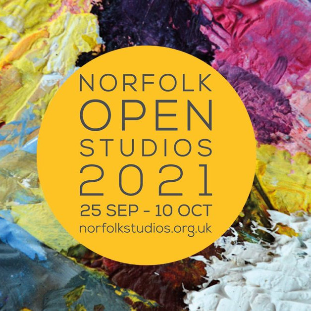 Norfolk Open Studios 2021, See programme for studio locations | For 16 days each year, the Award-winning Norfolk Open Studios celebrates the county's artists and their achievements by offering them the opportunity to open their doors to the public to exhibit, sell and talk about their work. | north, norfolk, open, studios, 2021, art, artists, galleries