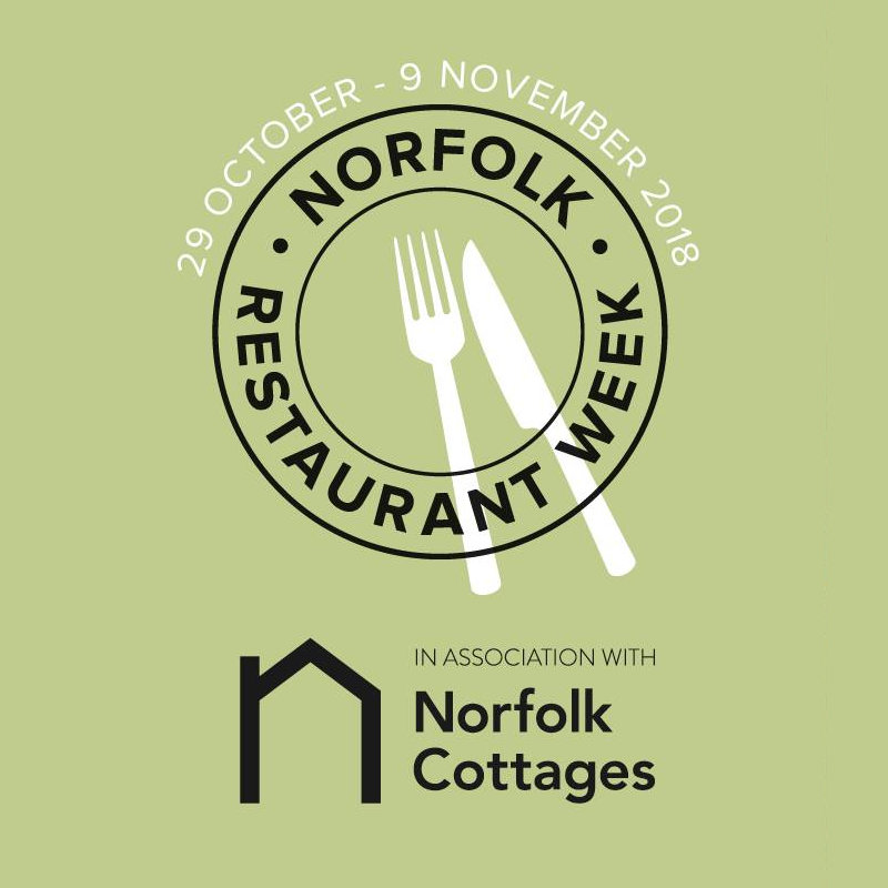 Norfolk Restaurant Week, Restaurants All Around Norfolk | A culinary celebration of our vibrant restaurant scene, fine food, and the people who produce it. It is the opportunity to sample those restaurants you have always wanted to try, or revisit existing favourites, all at unmissable prices. | restaurant, week, norfolk, meals, dinner, lunch, food, drink