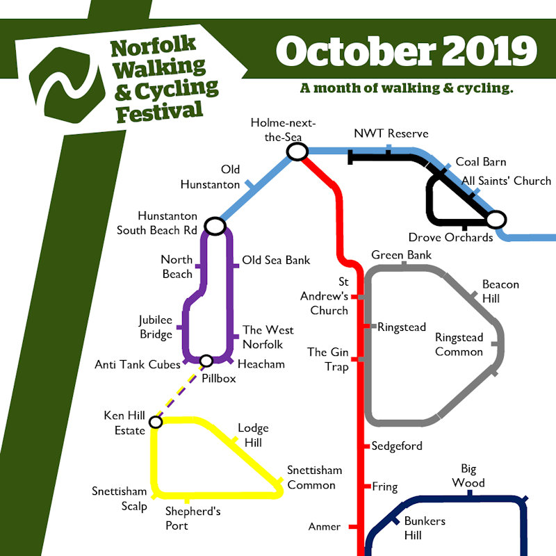 Norfolk Walking & Cycling Festival | There will be an exciting range of walking and cycling events for all ages , abilities and interest. This year's festival will be the perfect way to explore the best of Norfolk's beautiful countryside. - Dalegate Market | Shopping & Café, Burnham Deepdale, North Norfolk Coast, England, UK