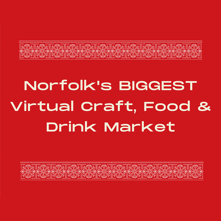 Norfolk's Virtual Christmas Market, Online   A safe, Covid free Customer experience where you will have access to 180 plus already pre approved sellers. Acceptance into the group is purely as a customer.   christmas, virtual, market, norfolk