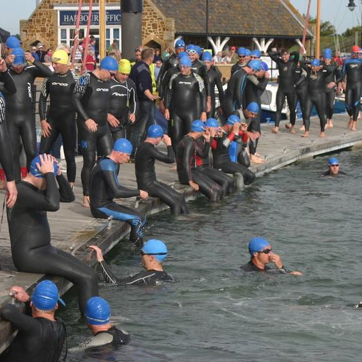 North Norfolk Olympic Distance Triathlon | A club favourite and a great race to end the season!  | Wells Harbour, Wells next the Sea, nr23 1