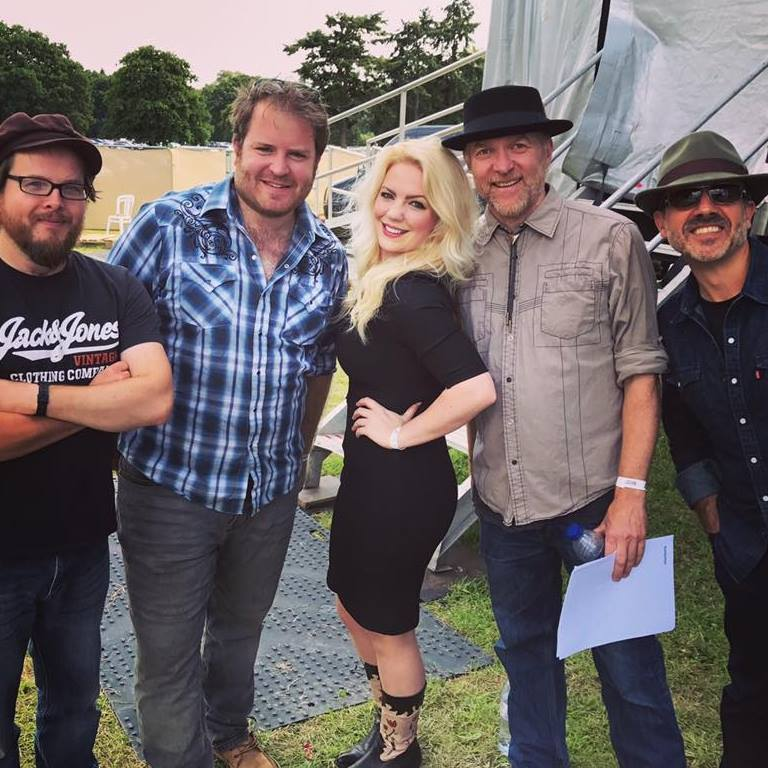 Sam Coe & The Long Shadows - Sunday - Deepdale Festival | 27th to 29th September 2019 - Don't miss this set from one of the UK's finest country music groups, who just happen to be from Norfolk.
