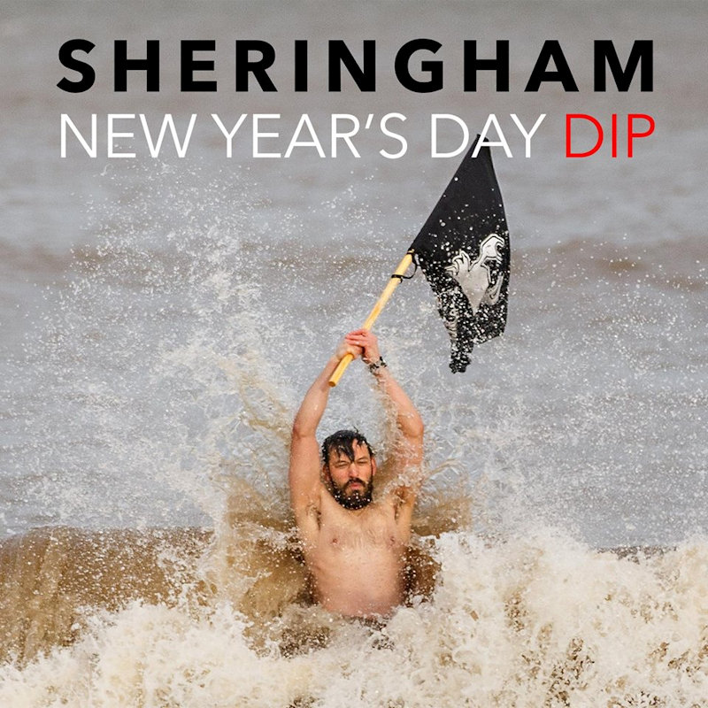 Sheringham New Year's Day Dip | Plunge into the New Year!  Fancy dress encouraged - £30 Crown Inn voucher for best dressed. - Dalegate Market | Shopping & Café, Burnham Deepdale, North Norfolk Coast, England, UK