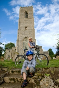 Norfolk Churches Trust Sponsored Cycle Ride, Churches all around Norfolk | Pump up your tyres, dust off your walking boots, pack a picnic and plan a route from your own door to visit as many of the most beautiful churches in Norfolk as you can. PLUS you can raise money to help the Norfolk Churches Trust ... | churches, historic, cycle, walk, bicycle, ride, sponsored, drive, norfolk, trust