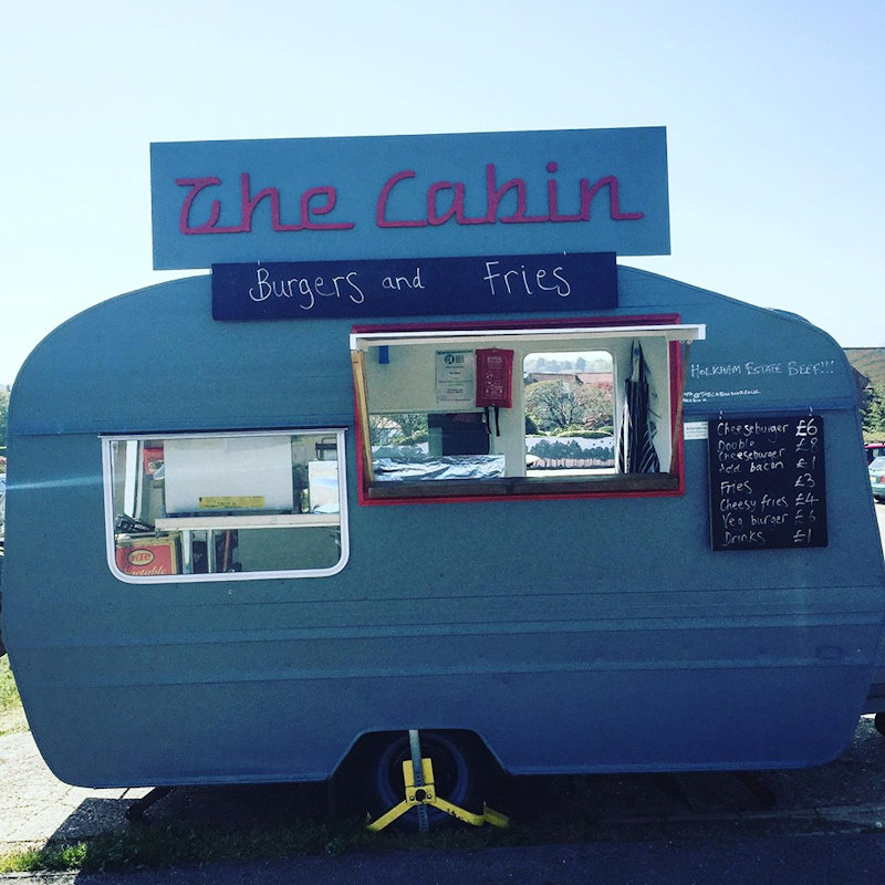 The Cabin - Seriously delicious tacos, handmade and freshly prepared with the very special hot sauce. - Deepdale Festival | 28th to 30th September 2018 | Deepdale Backpackers & Camping, Deepdale Farm, Burnham Deepdale, North Norfolk Coast