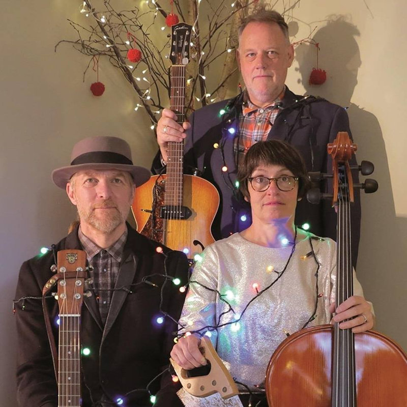The Tin Heart Troubadours with The Heart Strings - Sunday - Deepdale Festival | 26th to 29th September 2019 - Special concert in St Mary's Church with their string quartet partners.  The sound of The Tin Heart Troubadours is the sound of American parlour folk music, songs tell tall tales of low-life, long odds, high hopes and big deals ... short stories of hot nights & cold lead in Heaven & Hell.
