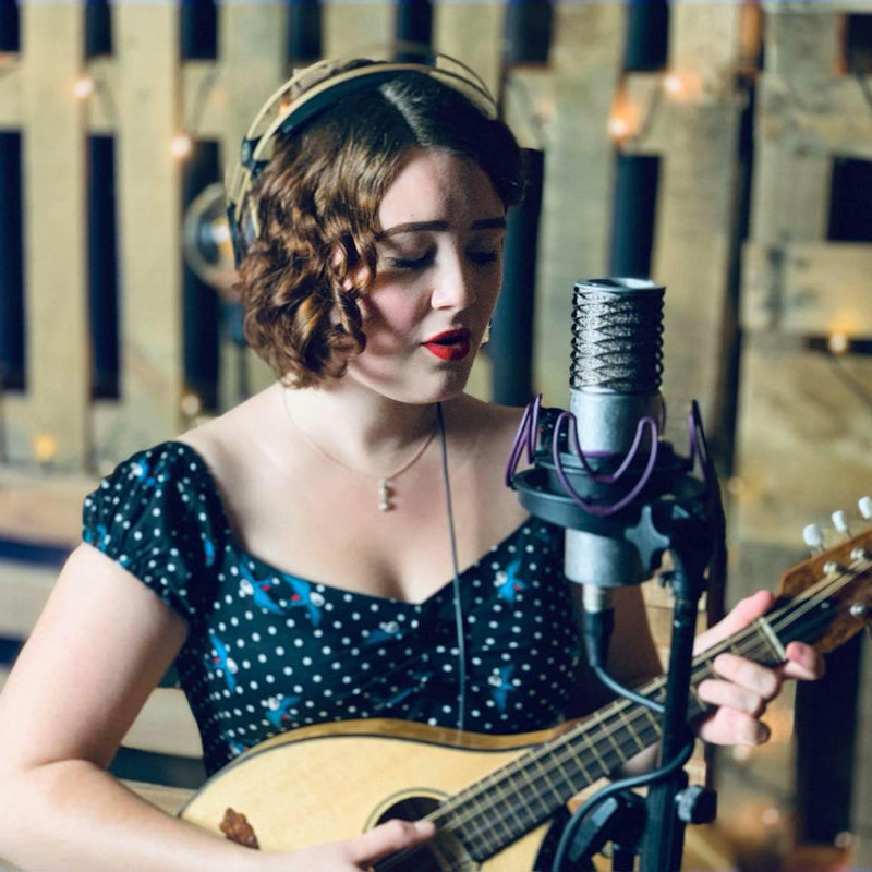Tilly Moses Band - Friday - Deepdale Festival | 26th to 29th September 2019 - Following her spellbinding solo appearance on the Orchard Stage at last year's Festival, we are delighted to welcome Tilly back to Deepdale, this time with her full band on our main Brick Barn Stage. This promises to be something very special as they gear up to launch her newly recorded second studio album. A truly unique voice on the English folk scene, her acclaimed debut album 'Alight & Adrift' has been one of Chris' favourite records over the past year.