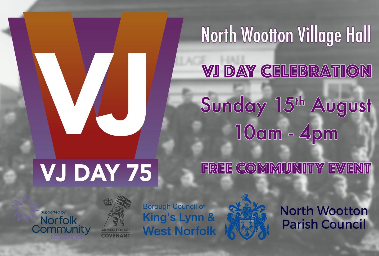VJ Day Celebration | A celebration of the 75th anniversary of the end of World War II (postponed from 2020) - Dalegate Market | Shopping & Café, Burnham Deepdale, North Norfolk Coast, England, UK