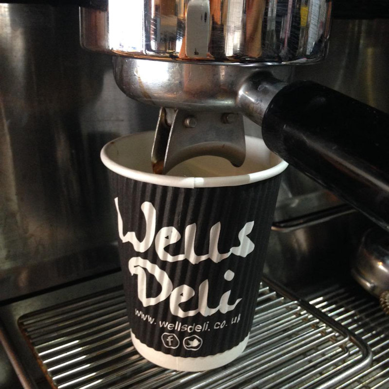 Wells Deli Roaming Kitchen - Wells Deli Roaming Kitchen will be proud to be part of The Deepdale Hygge offering Fresh Coffee, Loose Leaf Tea! Cakes, Cookies, Vegan Soup, 100% Aberdeen Angus Steak Burgers & trimmings & more. Saturday & Sunday in the Backpackers Courtyard. - North Norfolk Coast Hygge Fair - Saturday 25th March 2017