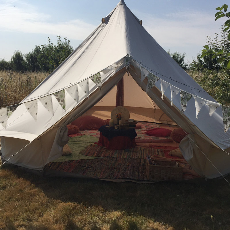 Wild Coast Wellbeing - Therapists from Wild Coast Wellbeing will be offering  seated Holistic Massage treatments in a warm and welcoming bell tent. Full consultation on booking to assess your individual requirements. - Deepdale Festival | 26th to 29th September 2019 | Deepdale Backpackers & Camping, Deepdale Farm, Burnham Deepdale, North Norfolk Coast