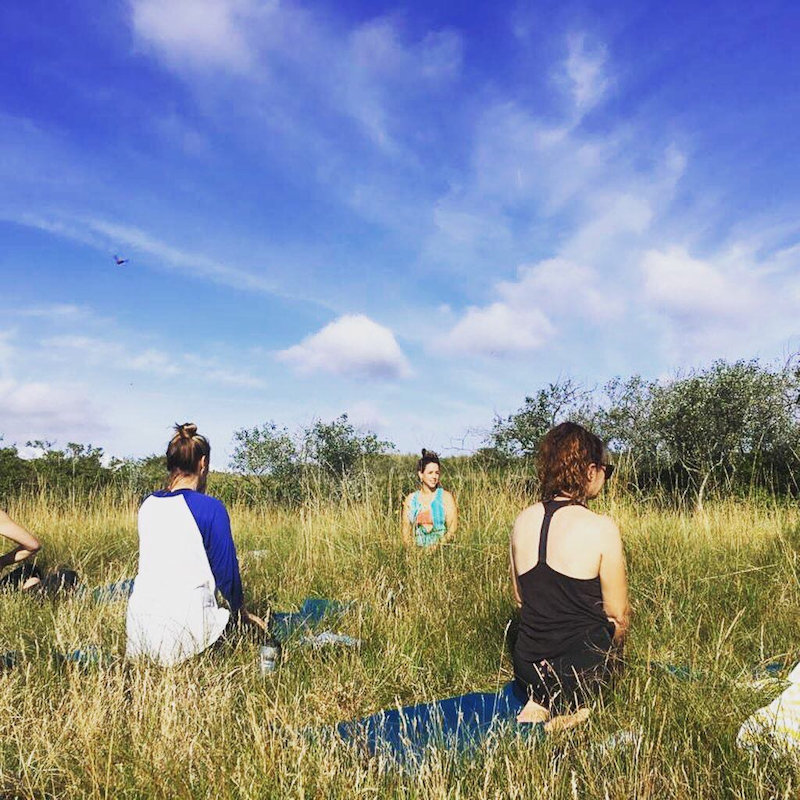 Yin Yoga + Sound Bath at the Wild Yoga Garden | Join us for this deliciously restorative practice where we'll explore the art of surrender. - Dalegate Market | Shopping & Café, Burnham Deepdale, North Norfolk Coast, England, UK