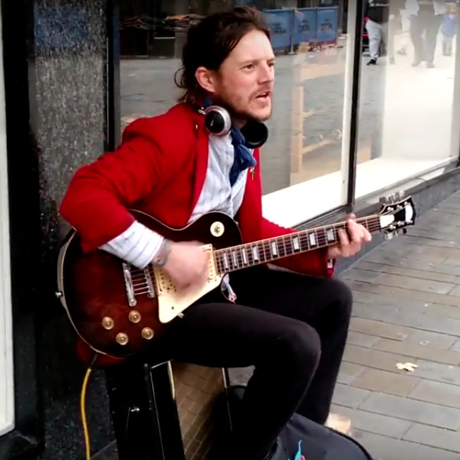Zeph - Sunday - Deepdale Festival | 26th to 29th September 2019 - Energyful tunes from our favourite peripatetic busker. Join Zeph in the Courtyard for an hour of magic.