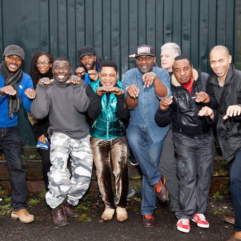 The Zong Zing Allstars - Saturday - Deepdale Festival | 23rd to 26th September 2021 -