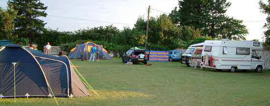Deepdale Camping is a campsite on the beautiful North Norfolk Coast offering pitches for tents and campervans.  Sorry but we can't take caravans.  We are very popular with VW Campervans