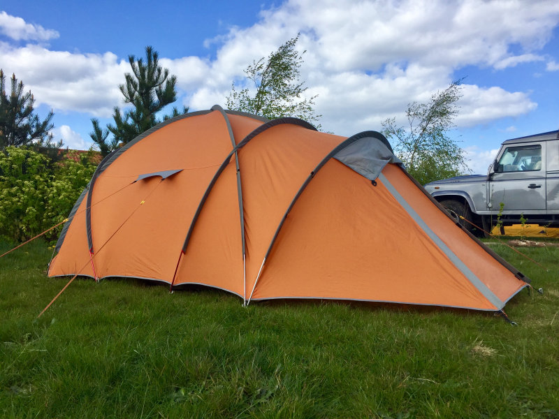 Deepdale Camping for tents, trailer tents, campervans, motorhomes, RVs and winnebagos